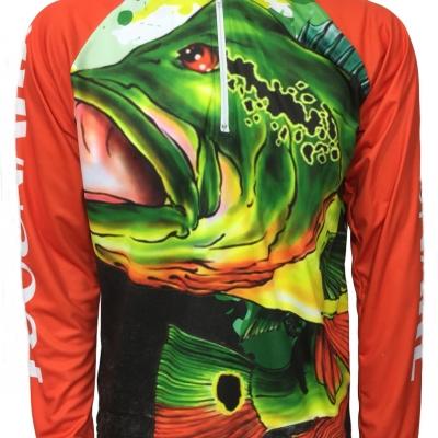 Camisetas com Repelente e UV /TUCUNARÉ/