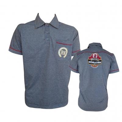 Camisa Polo em Piquet