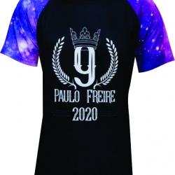 Camiseta em Dry comproteção UV, sublimada